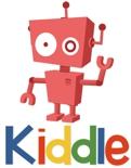Kiddle Logo: A kid friendly search engine